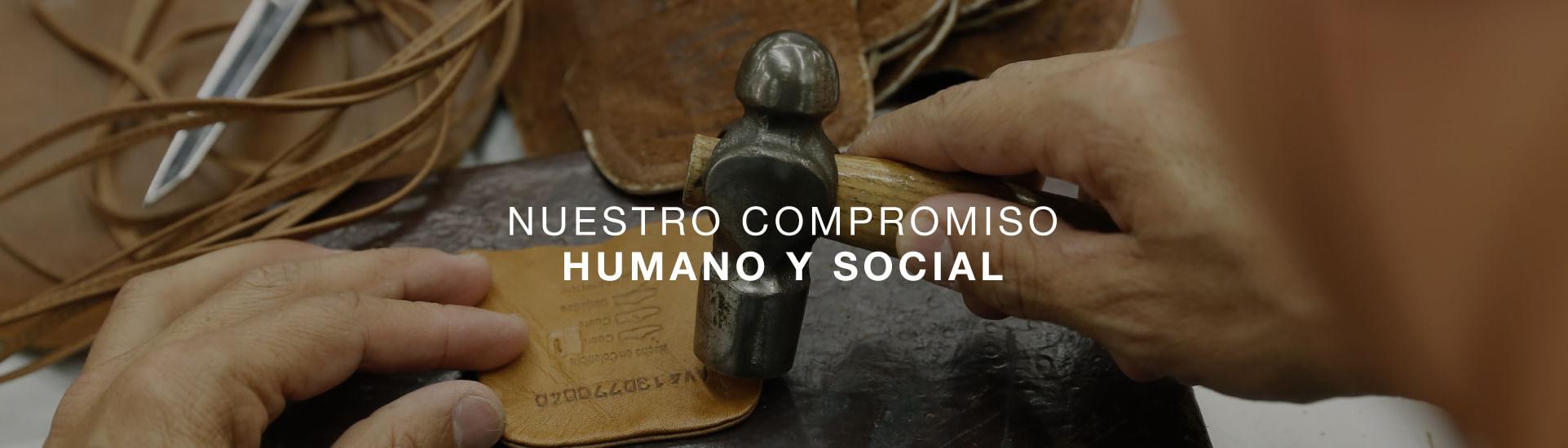 Compromiso humano y social Velez