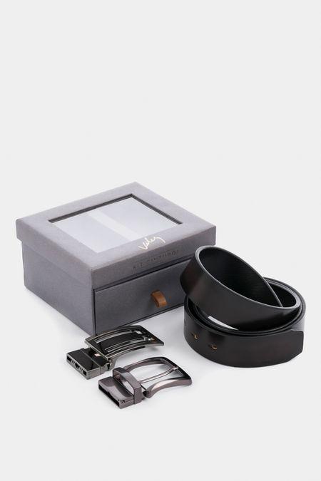 Kit-Cinturon-Doble-Faz-De-Cuero