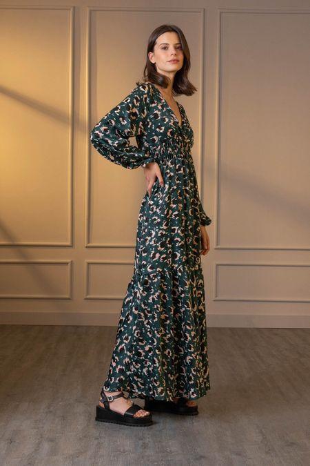 Maxi-vestido