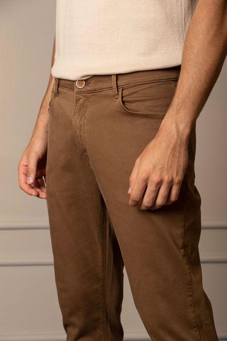 Pantalon-satin