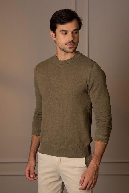 Sweater-tejido