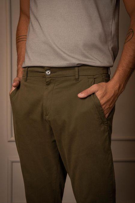 Pantalon-de-drill